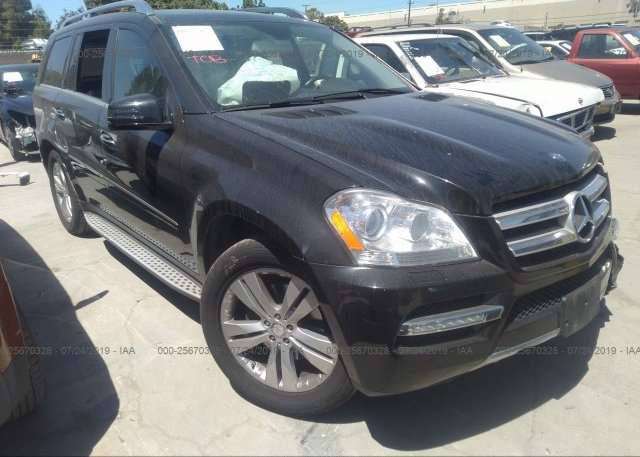 Inventory #696666528 2011 Mercedes-benz GL