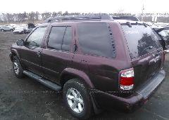 2004 Nissan PATHFINDER - JN8DR09YX4W909418 [Angle] View