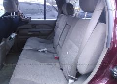 2004 Nissan PATHFINDER - JN8DR09YX4W909418 front view