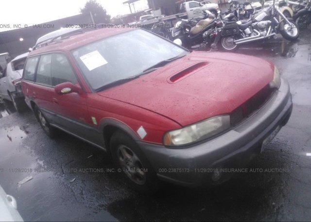 Inventory #738716891 1997 Subaru LEGACY