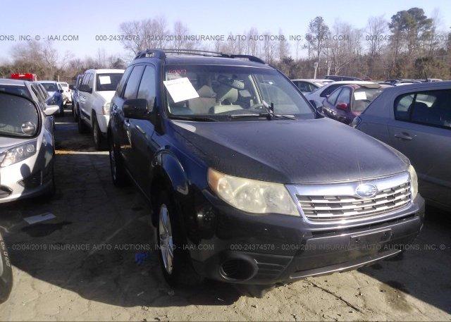 Inventory #426310138 2009 Subaru FORESTER