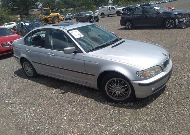 Inventory #285230614 2002 BMW 325