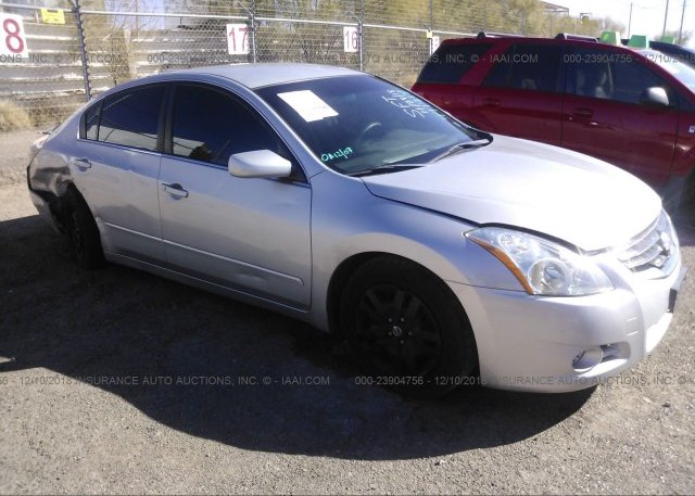 Inventory #635614791 2010 Nissan ALTIMA