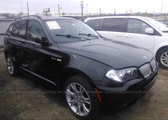 Inventory #765391633 2007 BMW X3
