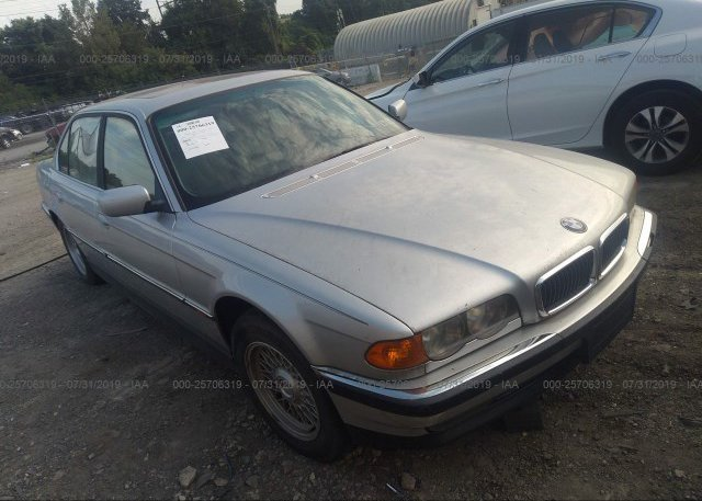 Inventory #113583226 1999 BMW 740