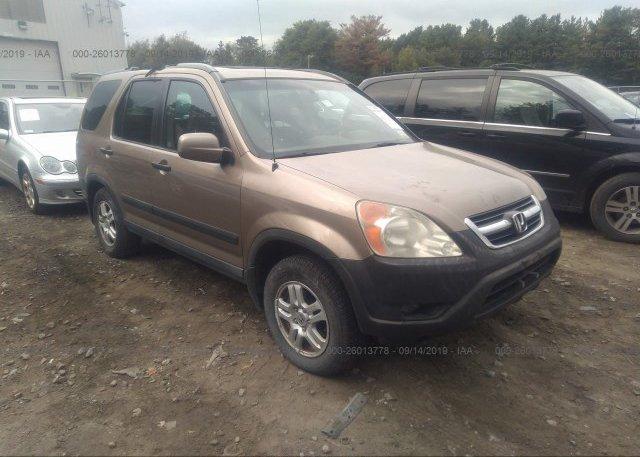 Inventory #557642774 2003 Honda CR-V