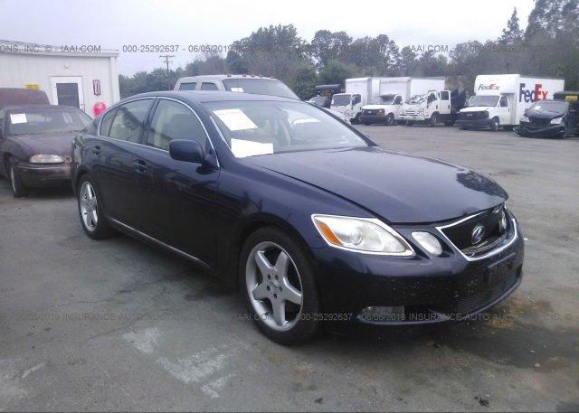 Inventory #775378312 2006 Lexus GS