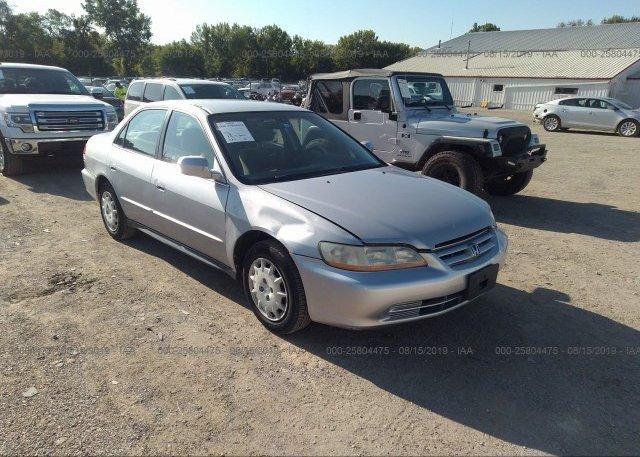 Inventory #437393750 2001 Honda ACCORD