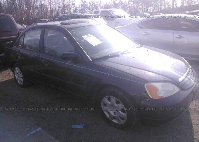 Inventory #972070007 2001 Honda CIVIC