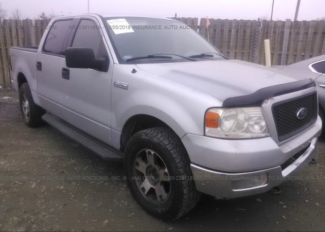Inventory #379620106 2004 FORD F150