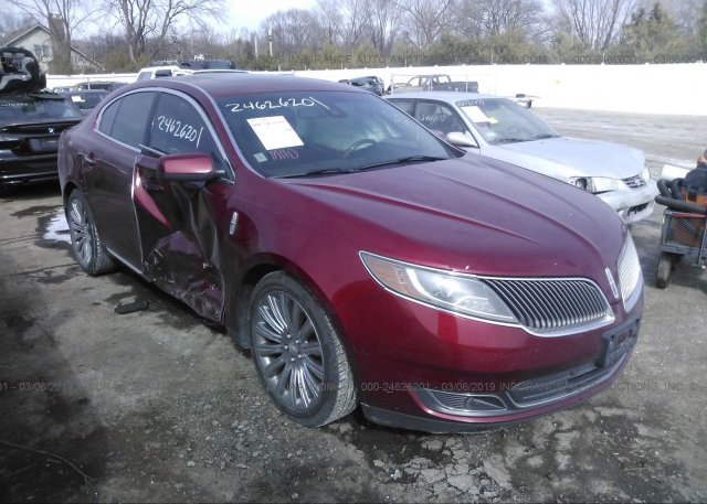 Inventory #585235765 2013 Lincoln MKS
