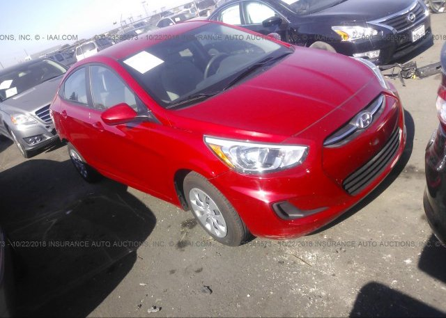 Inventory #283775274 2016 HYUNDAI ACCENT