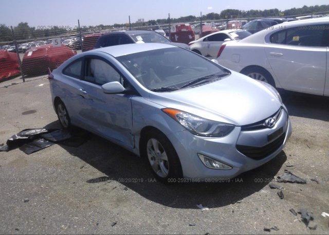 Inventory #176926894 2013 Hyundai ELANTRA COUPE