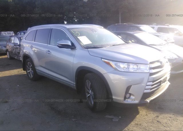 Inventory #440312805 2017 Toyota HIGHLANDER