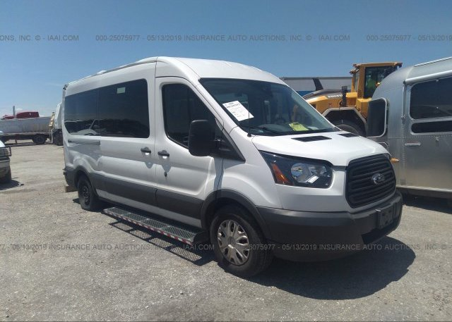 Inventory #293158060 2016 FORD TRANSIT