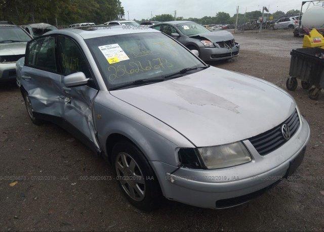 Inventory #917342740 2000 Volkswagen PASSAT
