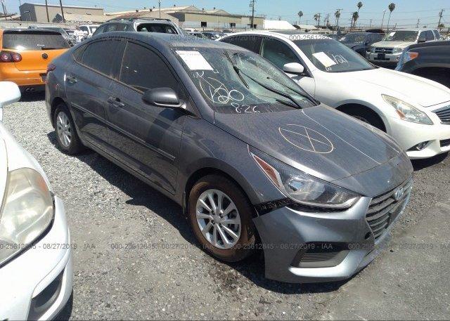 Inventory #232273660 2018 Hyundai ACCENT