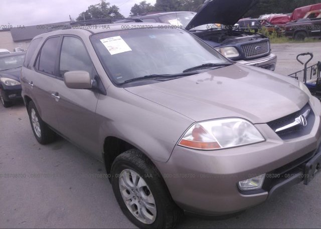 Inventory #418080025 2003 Acura MDX