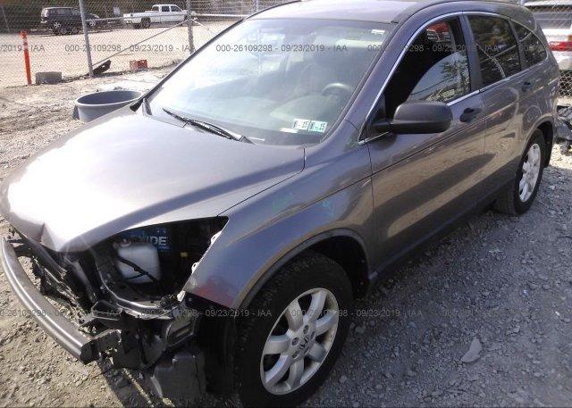 из сша 2011 Honda CR-V 5J6RE4H46BL057158