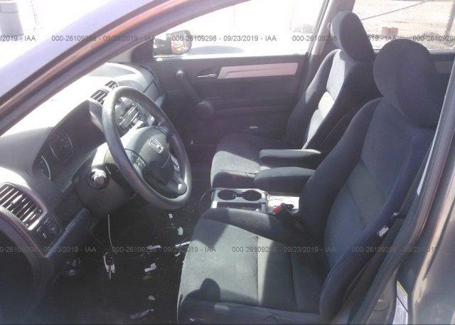 пригнать из сша 2011 Honda CR-V 5J6RE4H46BL057158