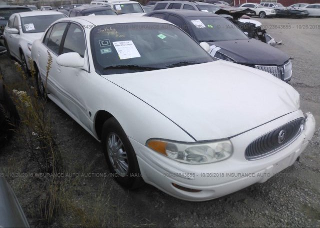 Inventory #319394245 2003 BUICK LESABRE