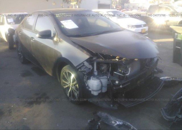 Inventory #643705035 2017 Toyota Corolla