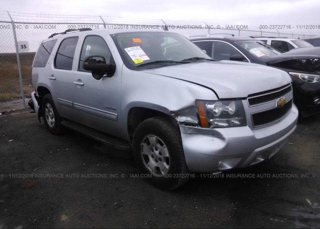 Inventory #670330813 2012 Chevrolet TAHOE