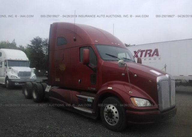 Inventory #549635343 2012 KENWORTH CONSTRUCTION