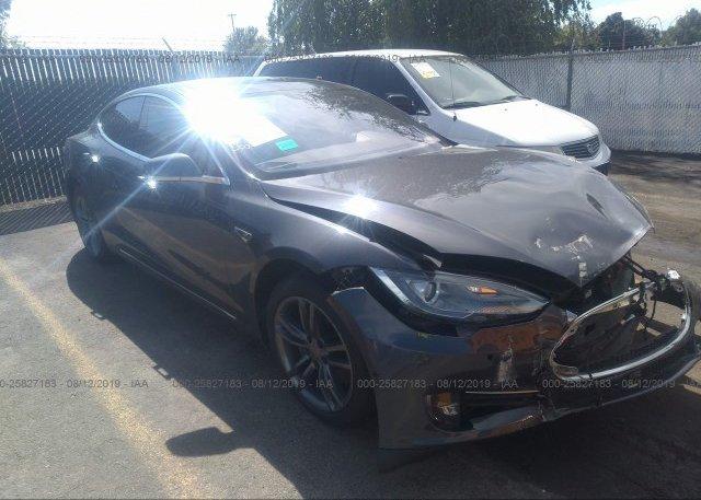 Inventory #498159319 2015 Tesla MODEL S