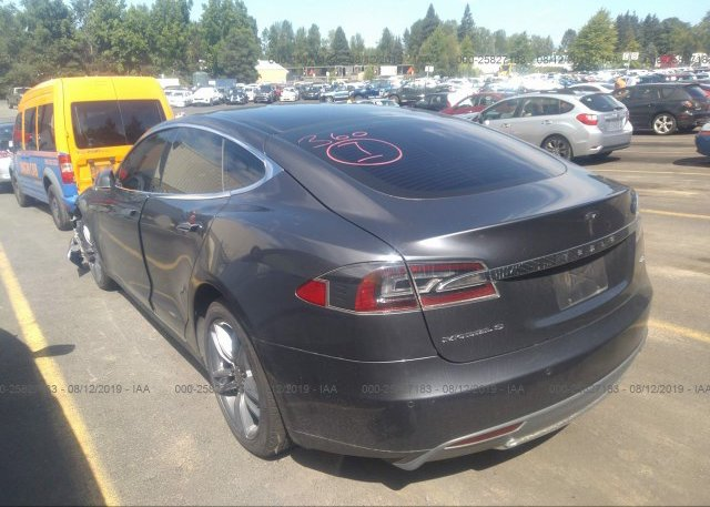 2015 Tesla MODEL S - 5YJSA1H17FFP68528