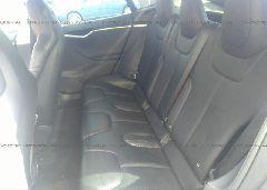 2015 Tesla MODEL S - 5YJSA1H17FFP68528 front view