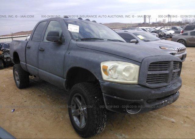 Inventory #910184615 2007 Dodge RAM 1500