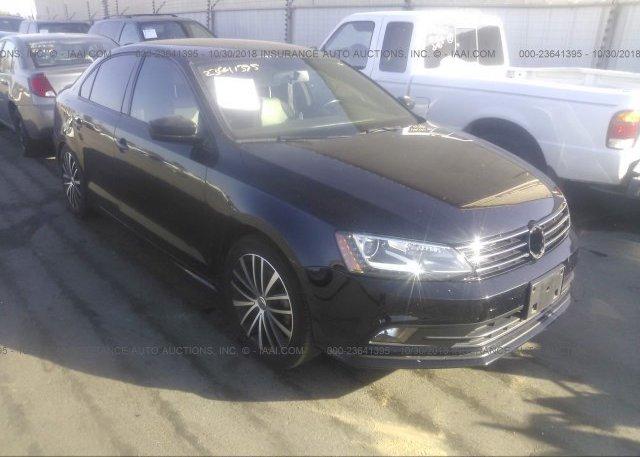 Inventory #819160143 2016 Volkswagen JETTA
