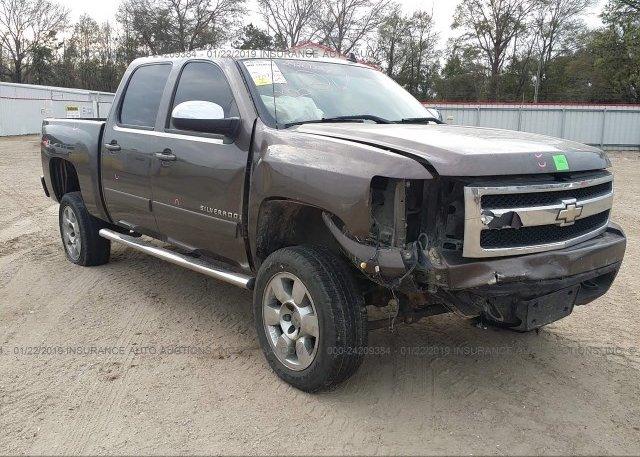 Inventory #344638290 2007 Chevrolet SILVERADO