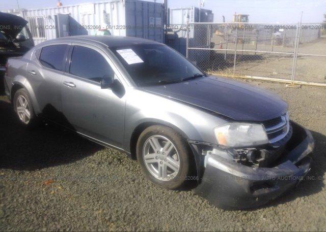 Inventory #931865817 2013 Dodge AVENGER