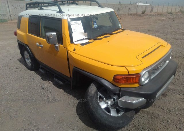 Inventory #237579177 2007 Toyota FJ CRUISER