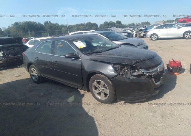 Inventory #229374803 2015 Chevrolet MALIBU