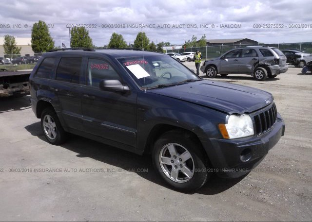 Inventory #234166883 2006 JEEP GRAND CHEROKEE