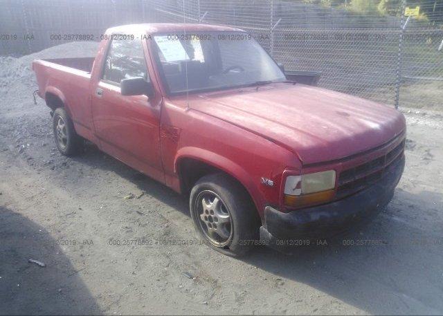 Inventory #191259896 1995 Dodge DAKOTA