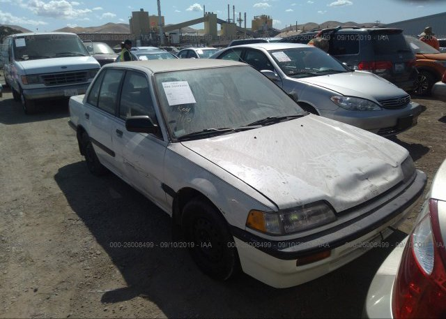 Inventory #531716714 1989 Honda CIVIC