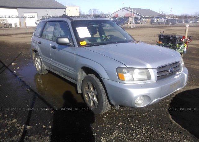 Inventory #857758908 2004 Subaru FORESTER