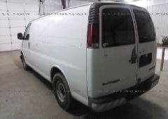 1999 Chevrolet EXPRESS G2500 - 1GCFG25W9X1119555 [Angle] View