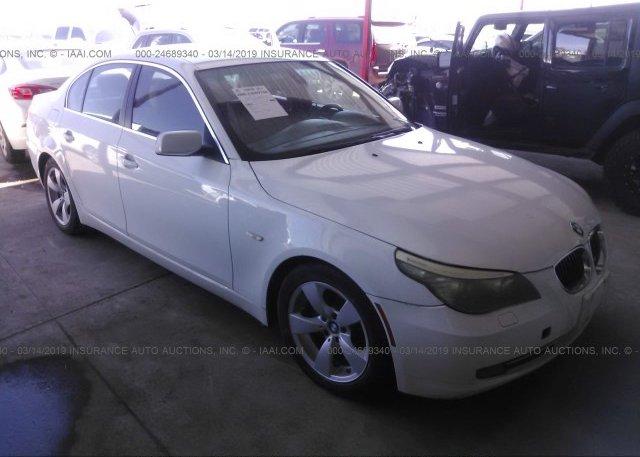 Inventory #594190742 2008 BMW 528