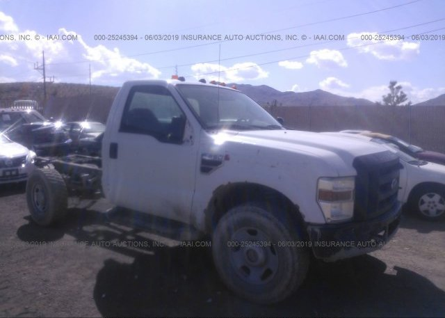 Inventory #352852498 2009 FORD F350