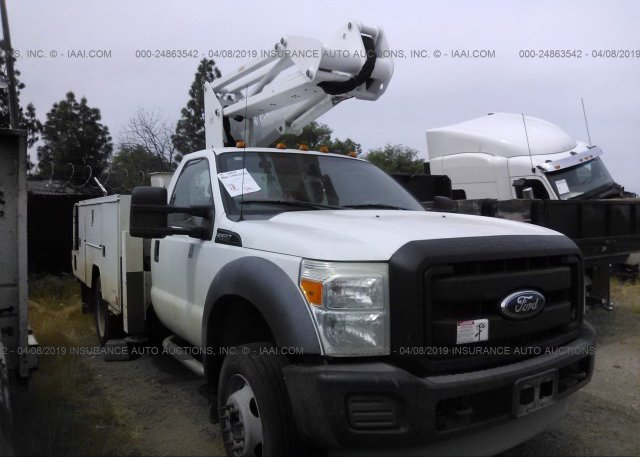 Inventory #400369655 2011 FORD F550