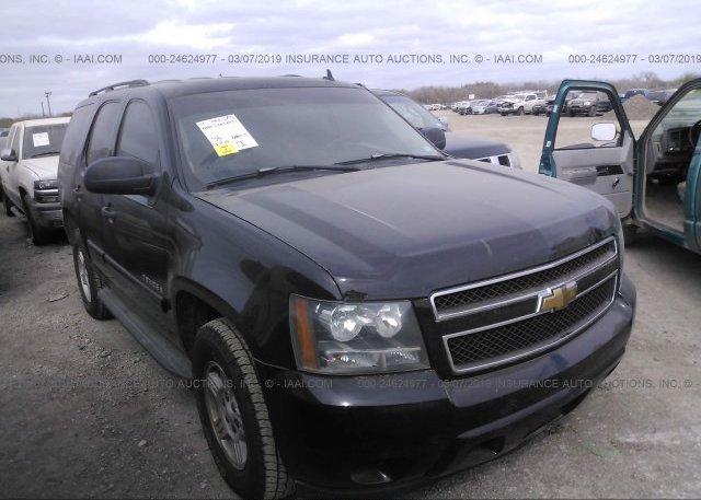Inventory #785134718 2007 Chevrolet TAHOE