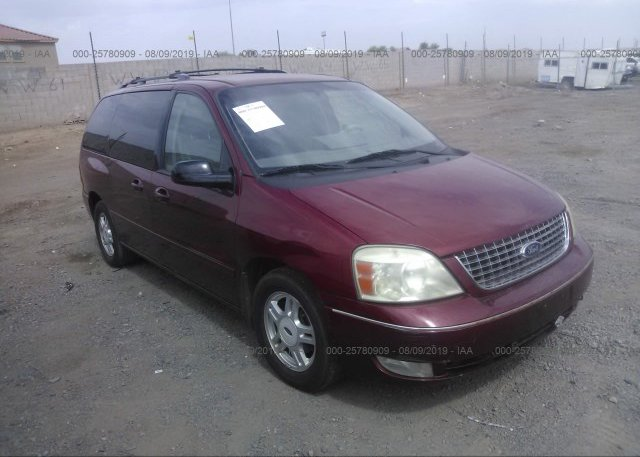 Inventory #170487196 2004 FORD FREESTAR