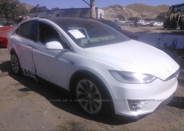Inventory #968198246 2016 Tesla Model X