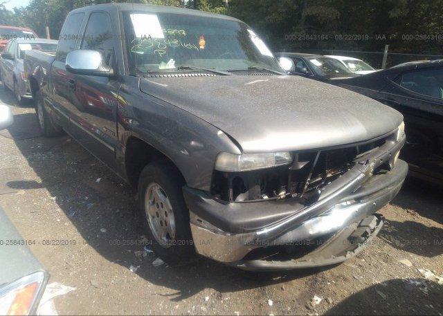 Inventory #366812291 2002 Chevrolet SILVERADO