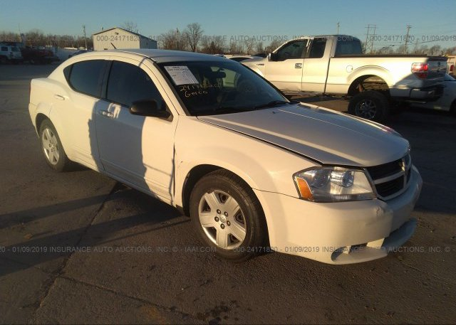 Inventory #135440094 2008 Dodge AVENGER
